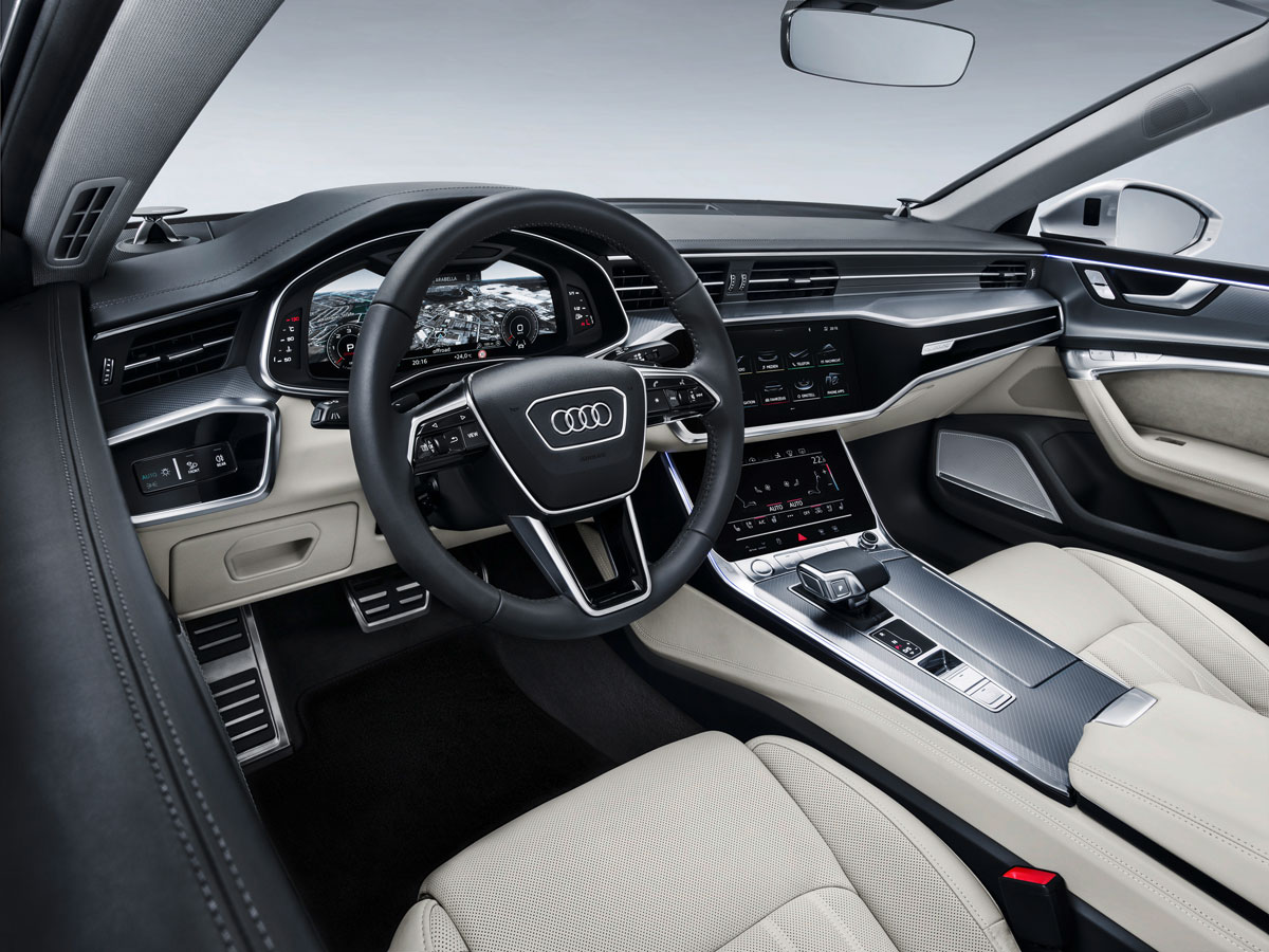 Audi A7 2018 Cena