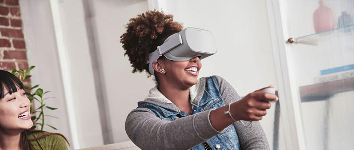 Przyszłość wirtualnej rzeczywistości jest bezprzewodowa. Oculus prezentuje nowe gogle VR