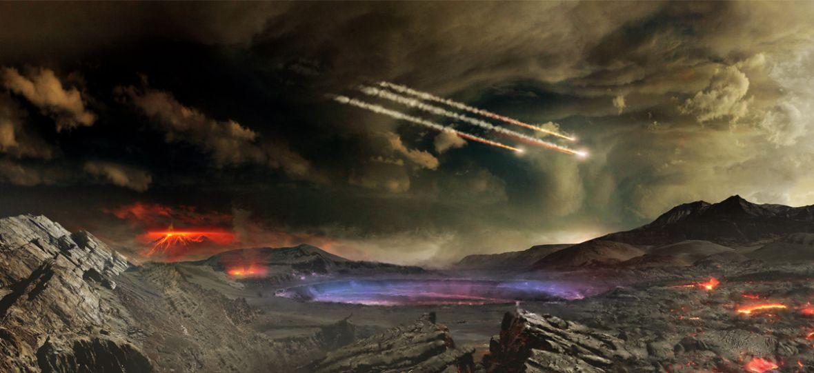 Narodziny życia na Ziemi nie byłyby możliwe bez interwencji z kosmosu