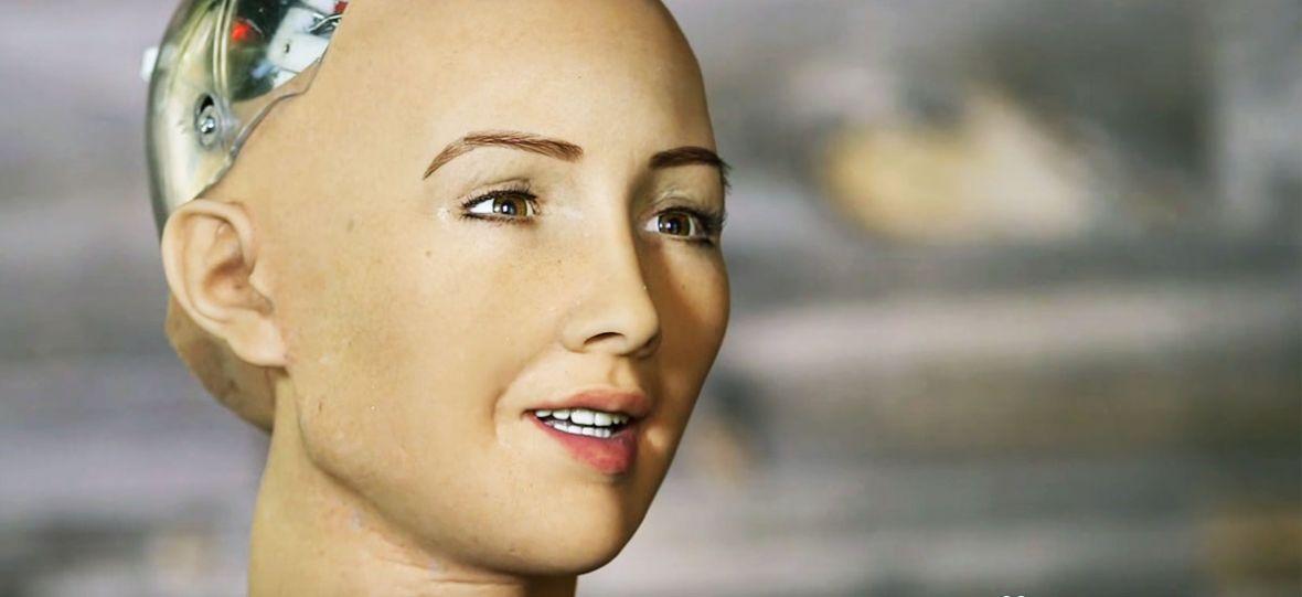 Robot, który żartował kiedyś o zniszczeniu ludzkości, dostał właśnie obywatelstwo