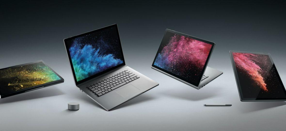 Microsoft wytoczył potężne działa i wymierzył prosto w Apple. Oto nowy Surface Book 2 – w dwóch rozmiarach