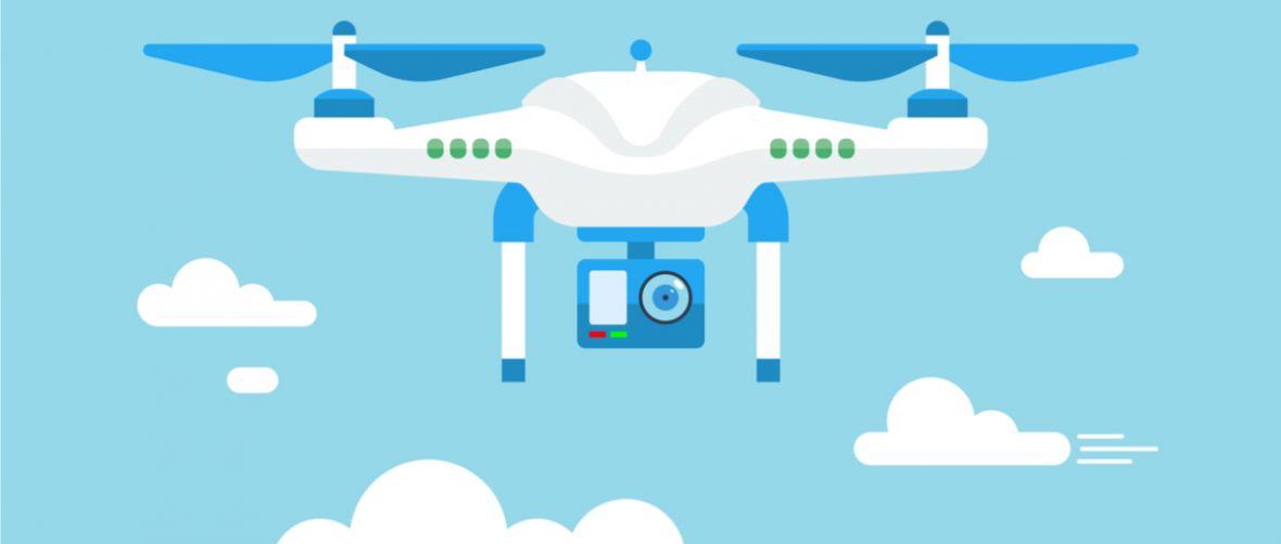 Polacy robią drona do szukania igły w stogu siana. Będzie stał na straży życia pasażerów samolotów