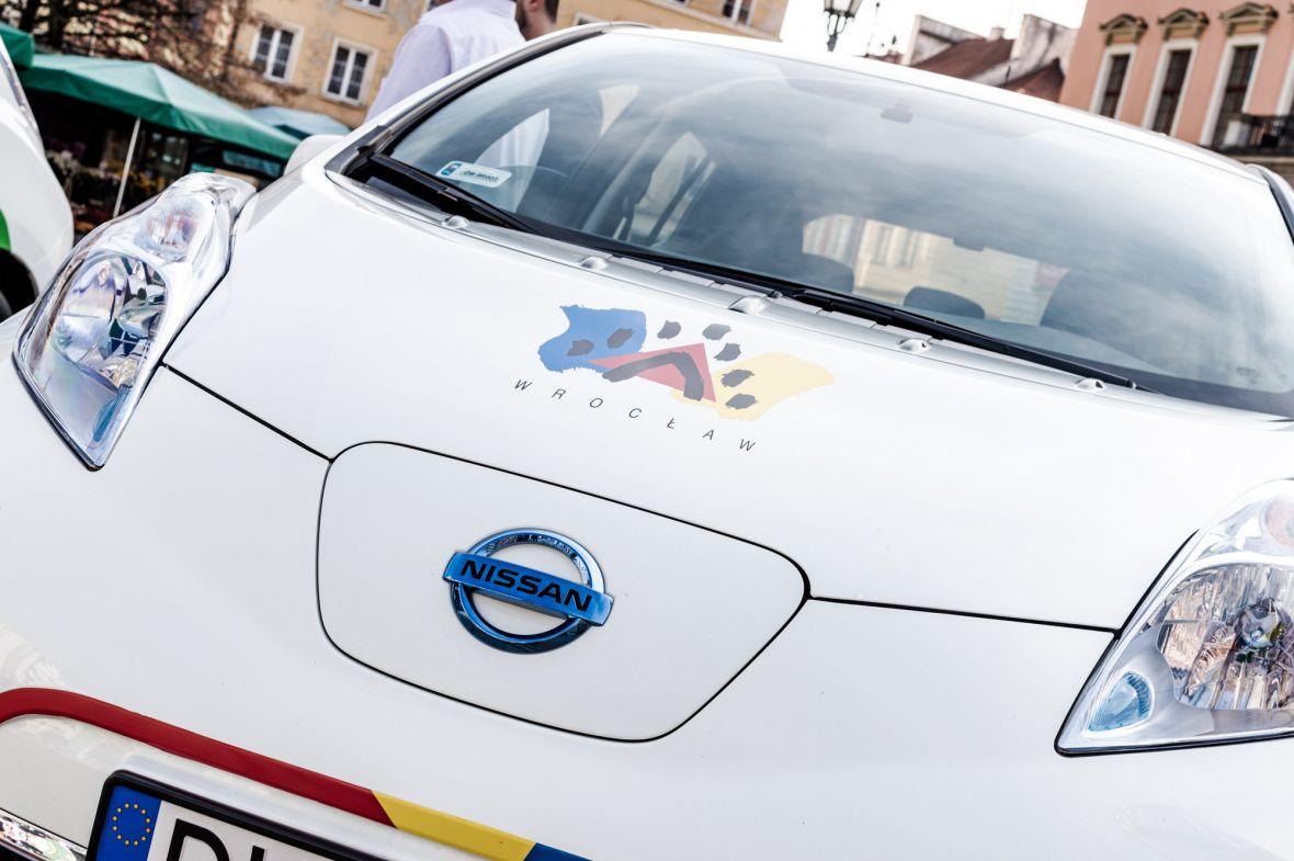 Rusza pierwsza w Polsce miejska wypożyczalnia samochodów elektrycznych