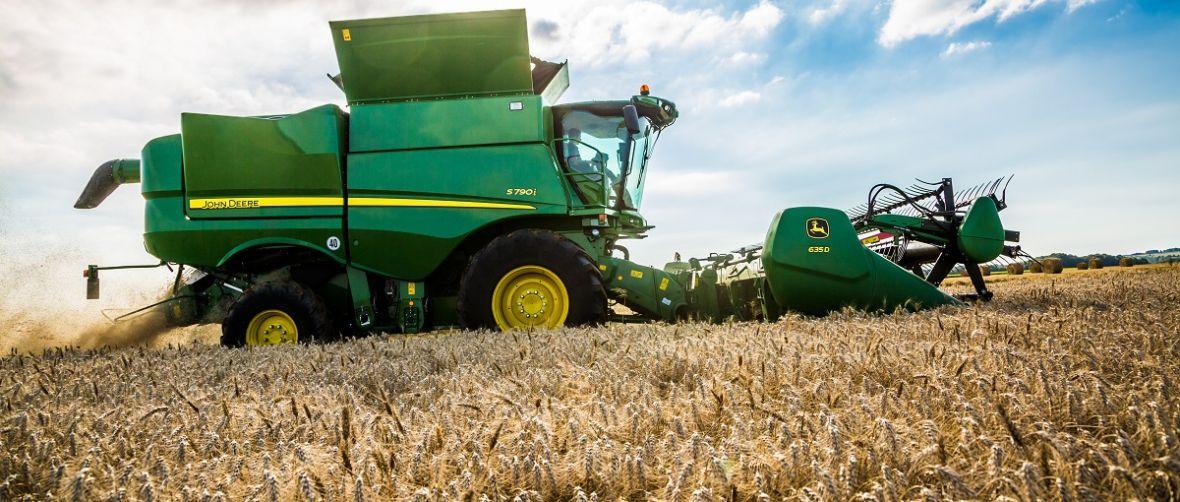 Kobiety na traktory? Nie! W przyszłości pola będą żniwowały się same