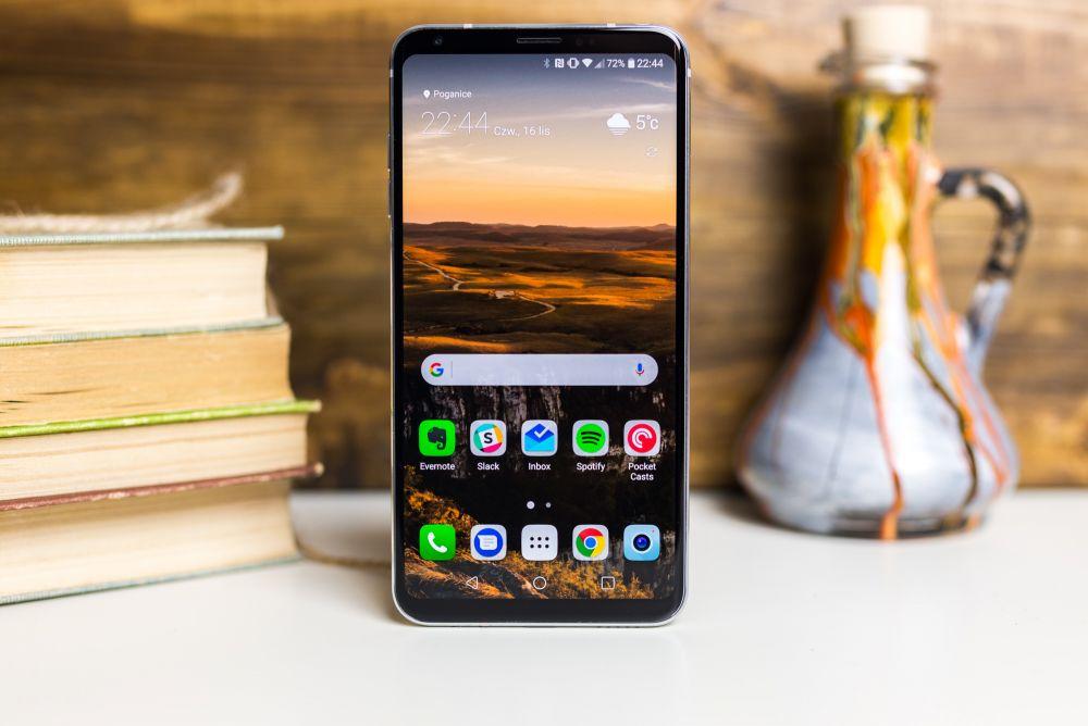 Jaki smartfon do 2000 zł? LG V30