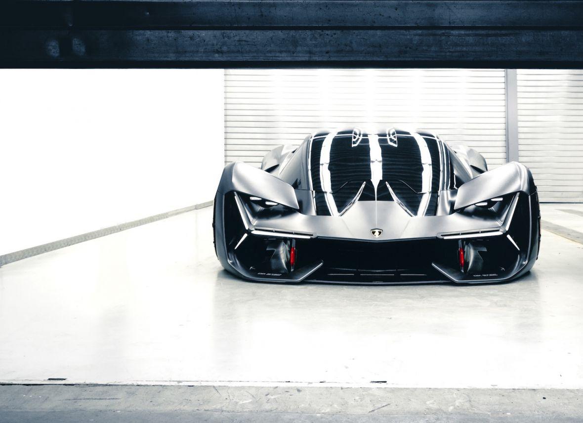 Nowe Lamborghini jest nie tylko szalone. Jest… elektryczne i potrafi się samo naprawić
