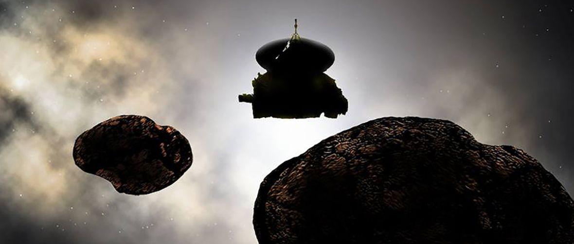 (486958) 2014 MU69 nie brzmi zbyt pięknie. Pomóż nazwać następny cel sondy New Horizons