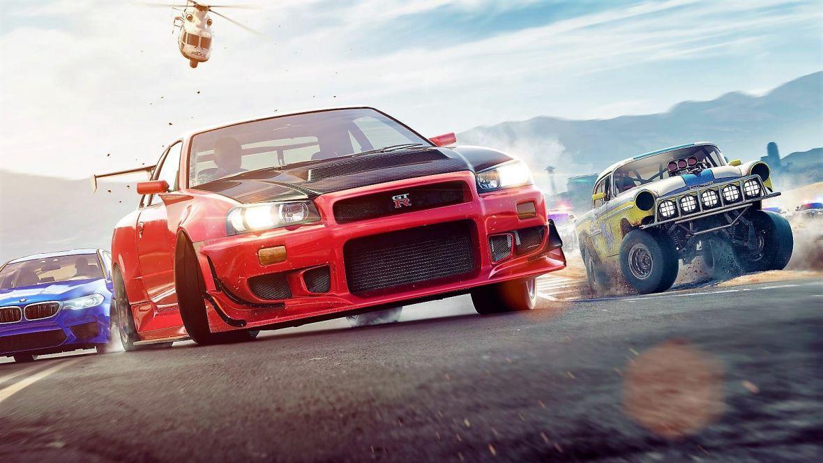Need for Speed: Payback nie jest tragiczny, ale w baku tej gry są mikrotransakcje zamiast benzyny – recenzja
