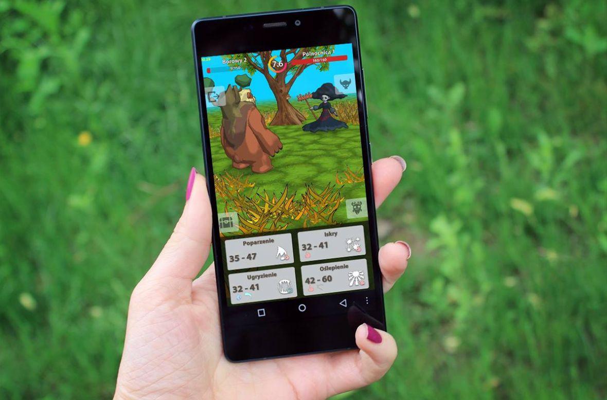 Slavic Monsters przypomni nam dawne wierzenia. Polskie Pokemon GO przenosi słowiańską mitologię do AR