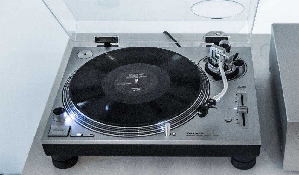 Technics SL 1200GR