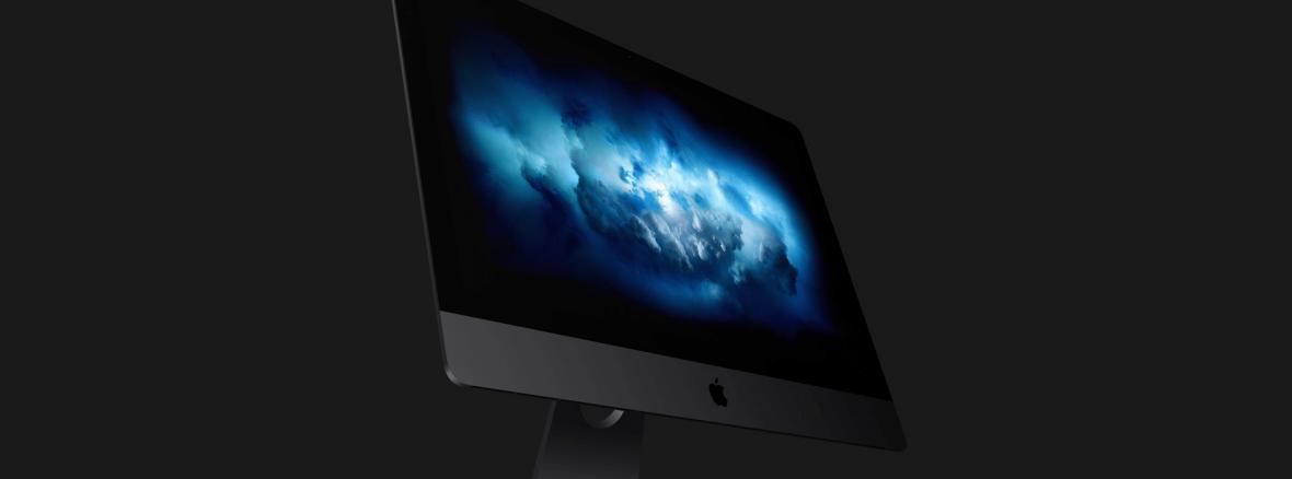 iMac Pro z procesorem z iPhone'a, czyli jest szansa na Face ID w komputerach Apple
