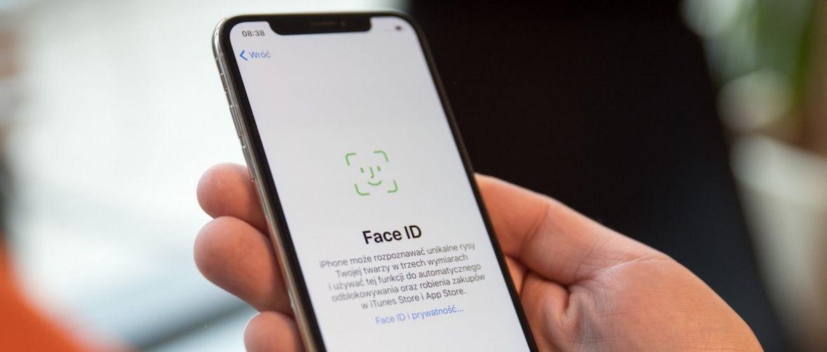 Face ID? Po prostu działa