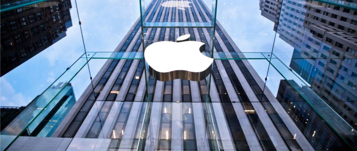 To nie przypadek, że Apple właśnie dziś ogłosił rekordowe wyniki