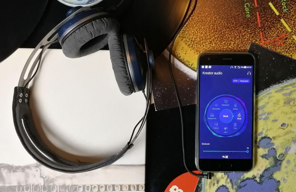 asus zenfone 4 jakosc dzwieku audio