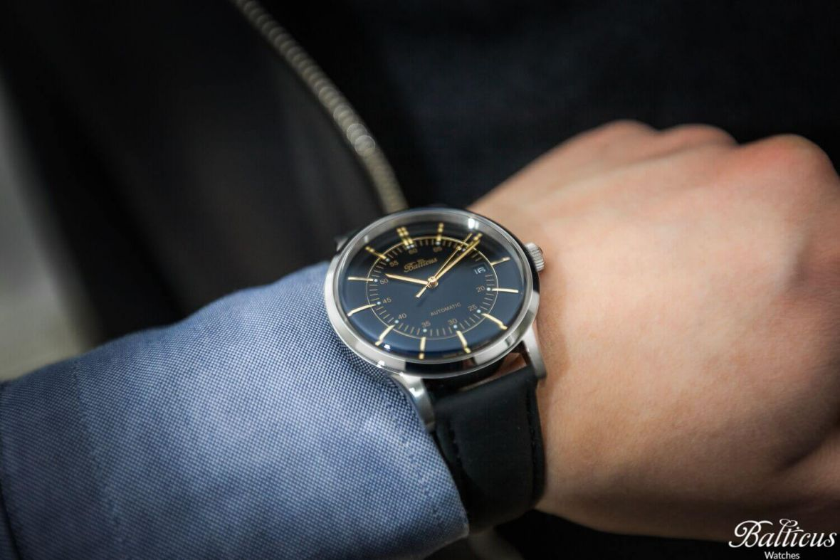 Zegarki premium prosto z Polski. Poznajcie Balticus Watches