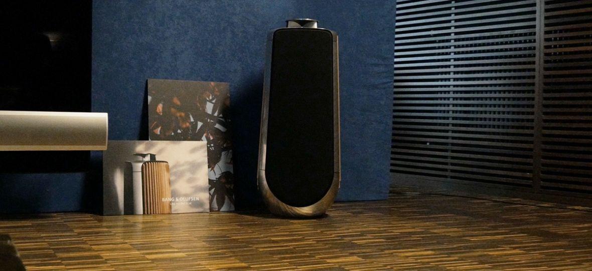 Beolab 50 – głośniki, które same zadbają o najwyższą jakość dźwięku