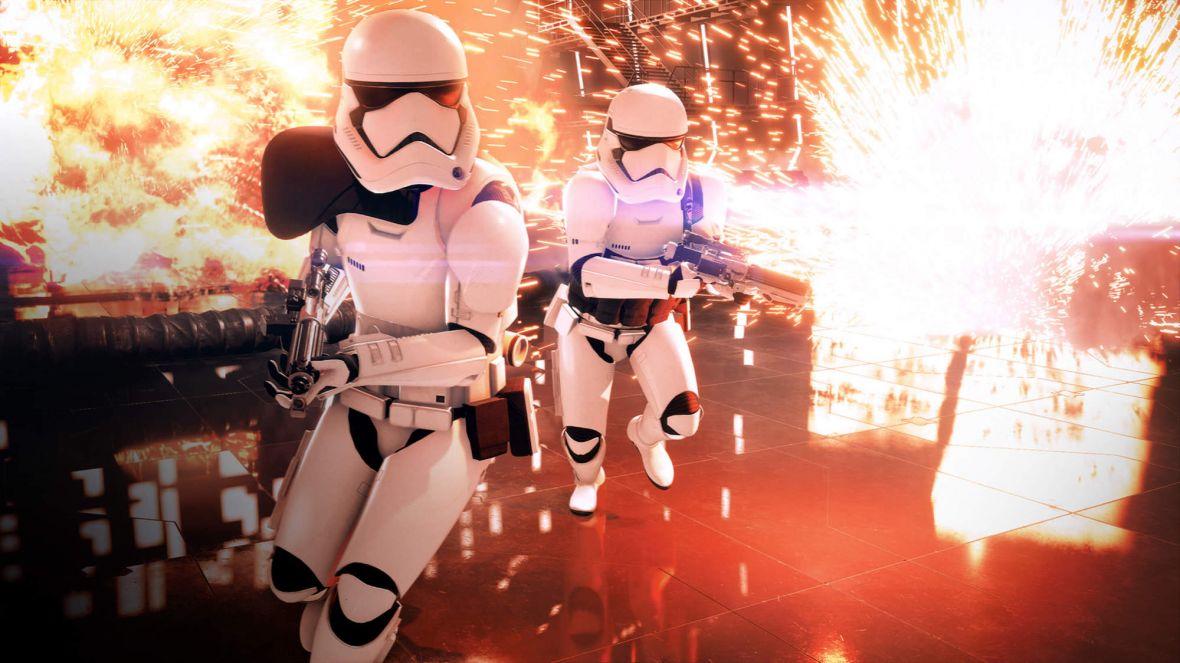 Imperator umarł, niech żyje Imperium. Sprawdziliśmy kampanię dla jednego graczaw Star Wars: Battlefront 2