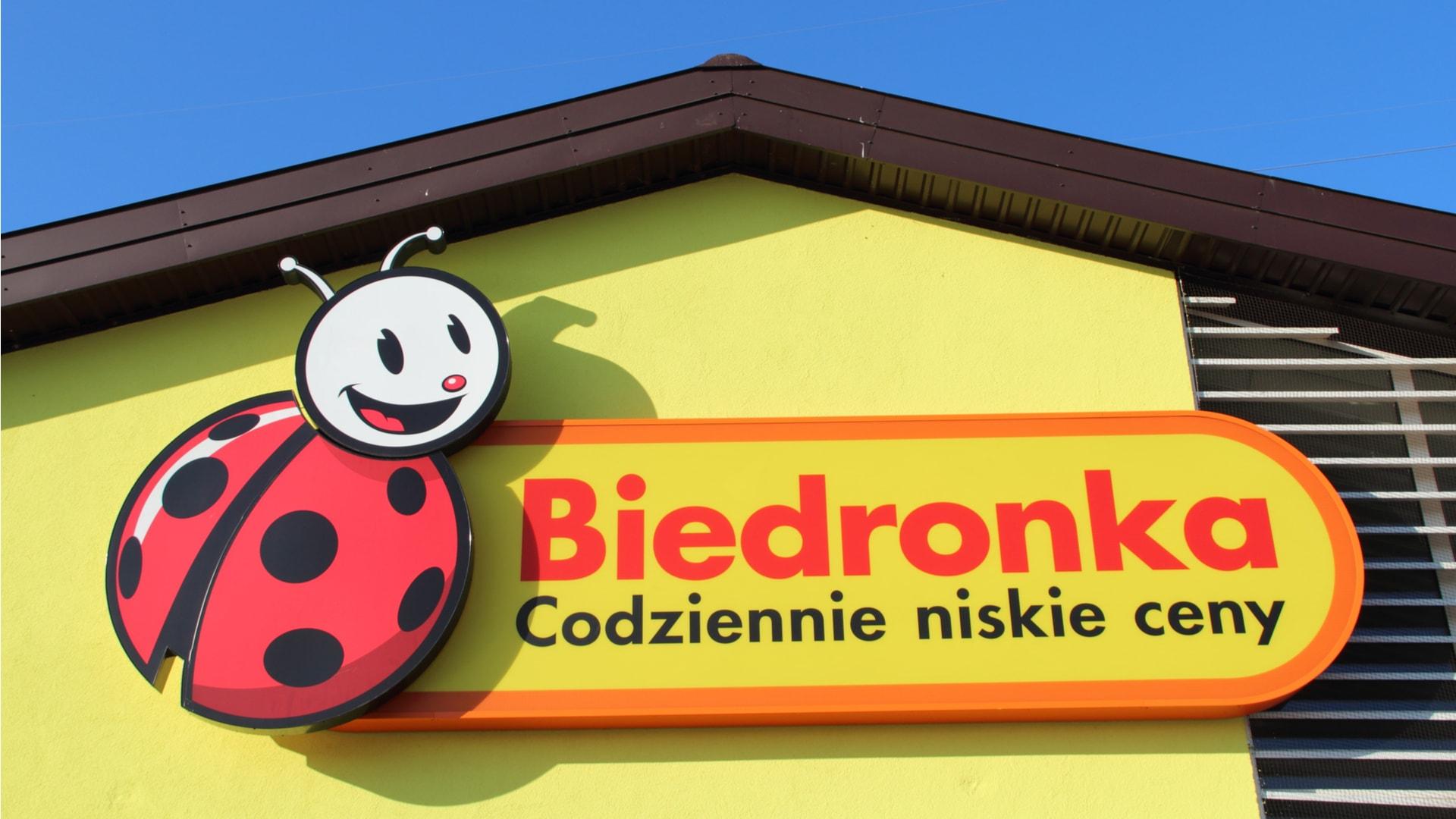 Czarny piątek w Biedronce