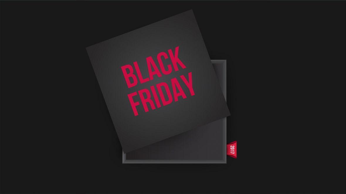 Black Friday 2017 w Polsce – sklepy uruchomiły już promocje i kody rabatowe