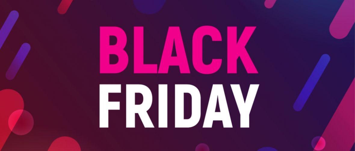 Nadchodzi czterodniowy maraton zakupów: Black Friday 2017 i Cyber Monday 2017