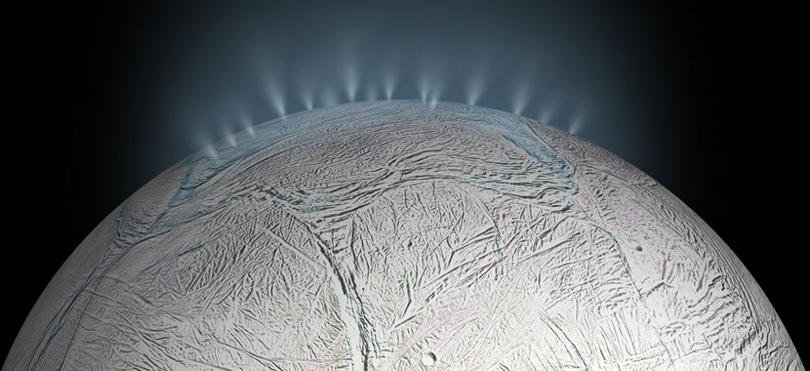 Rosyjski miliarder chce szukać życia na księżycu Saturna. Prywatne misje kosmiczne to wspaniała wiadomość