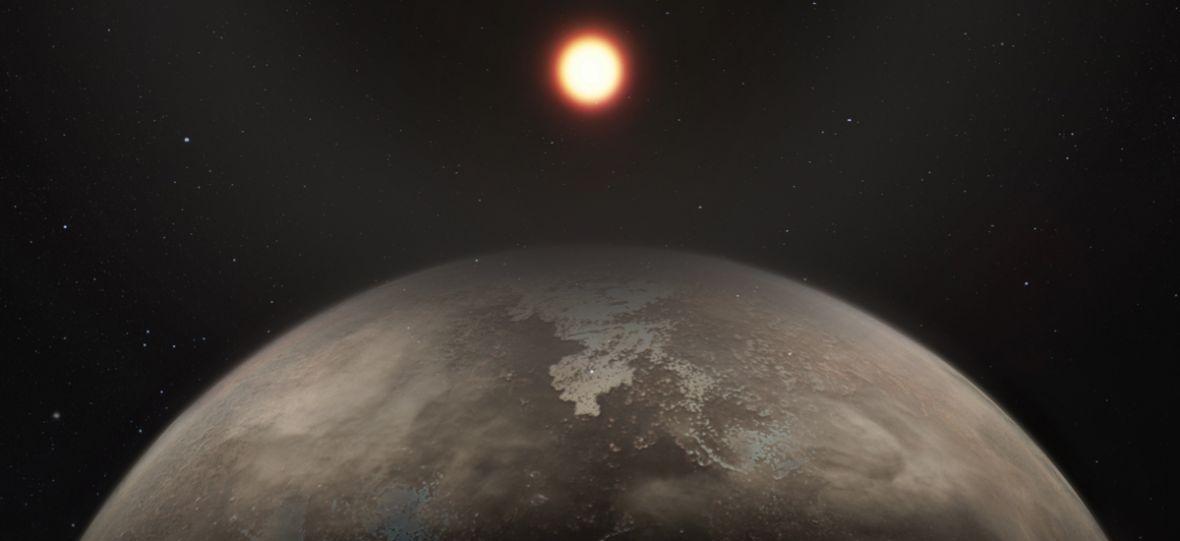 K2-155d to kolejna super-Ziemia, na której mogło rozwinąć się życie
