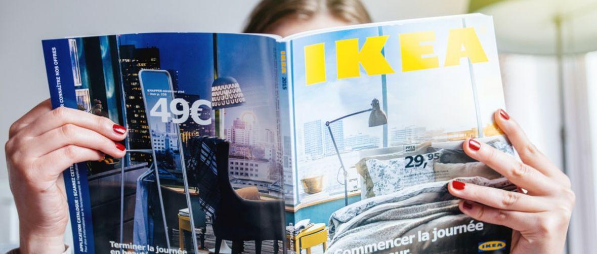 Ikea stworzyła reklamy tak nudne, że nie sposób oderwać od nich wzroku