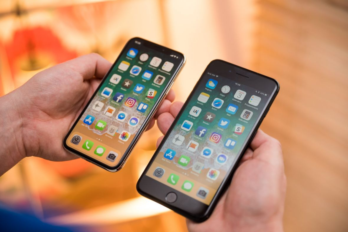 Niech was rekordowe wyniki Apple'a nie zmylą – sprzedaż iPhone'ów spada