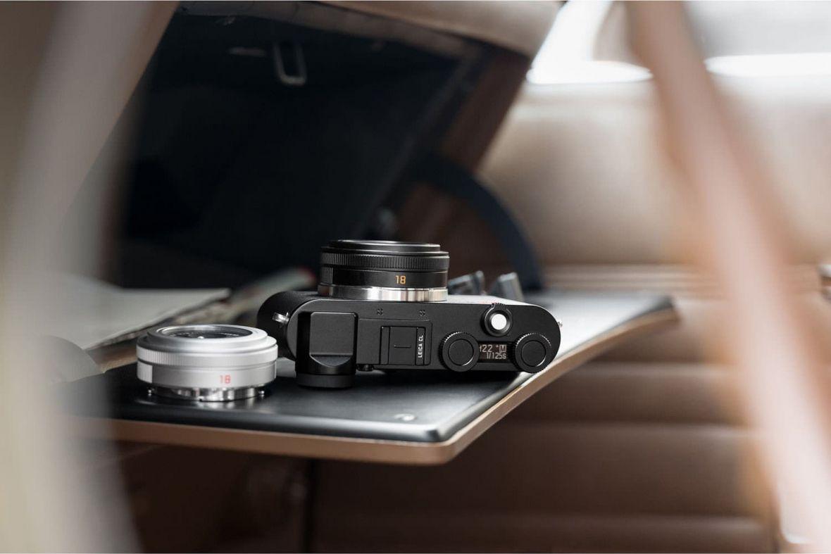 Nowa Leica CL to powrót do klasyki. Aparat wygląda świetnie