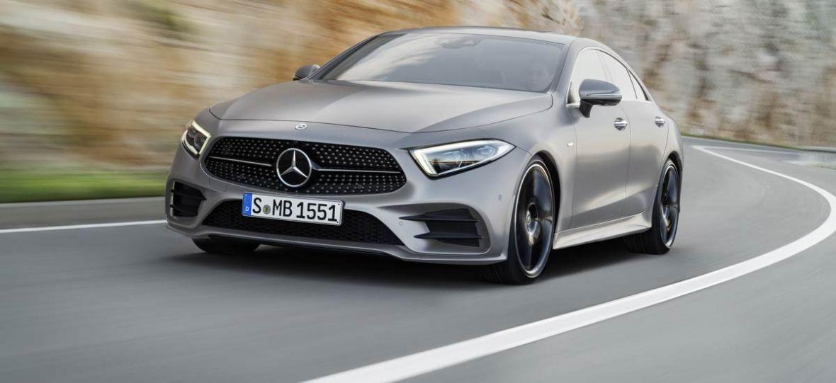 Możecie już zacząć marzyć o nowym CLS-ie. Mercedes zaprezentował trzecią generację