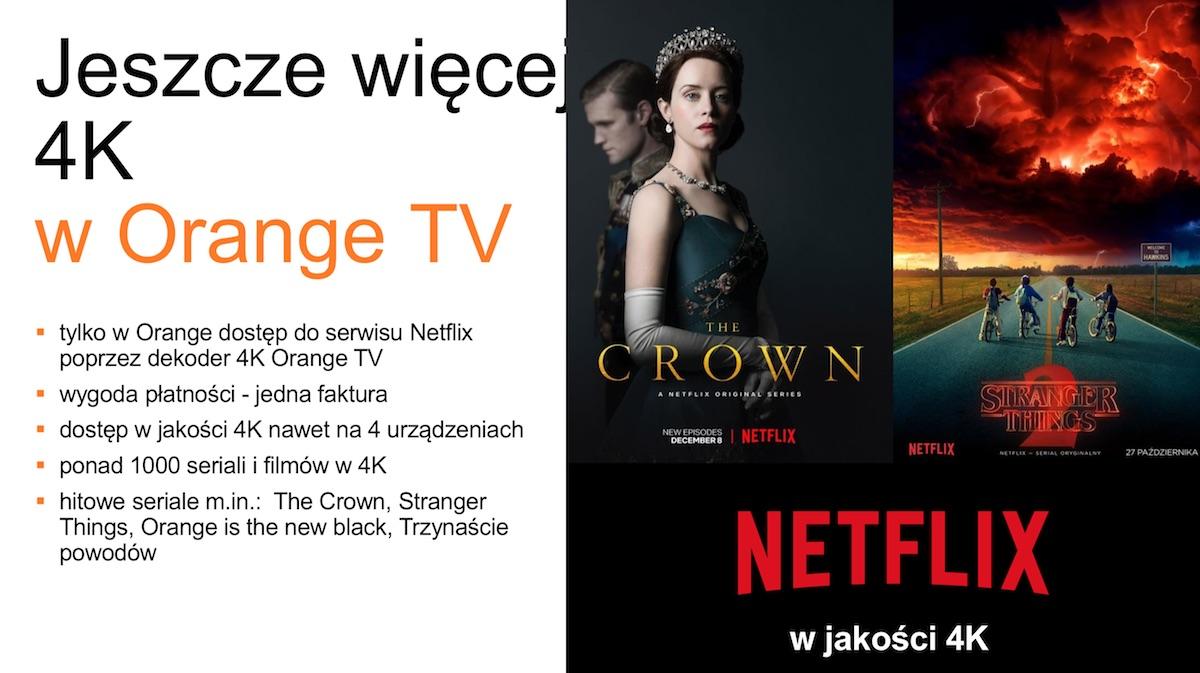 orange tv netflix eleven sports 4k 1