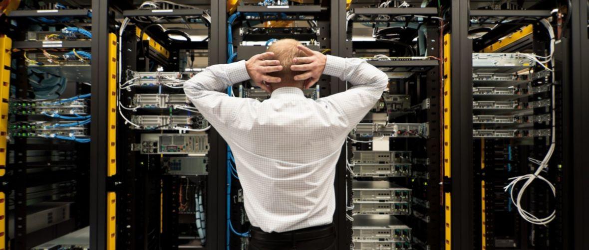 Pół Internetu nie działa(ło). To nie żart, to globalna awaria OVH