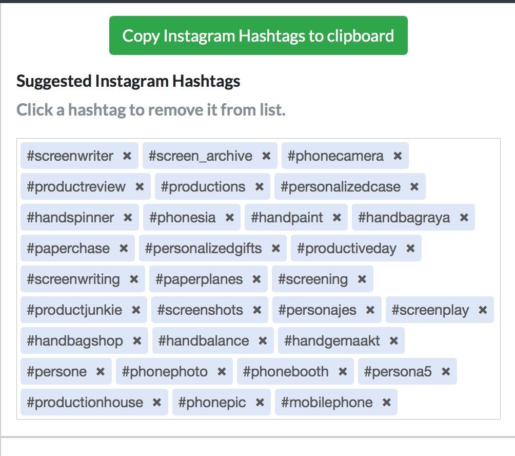 jakie hashtagi na instagramie