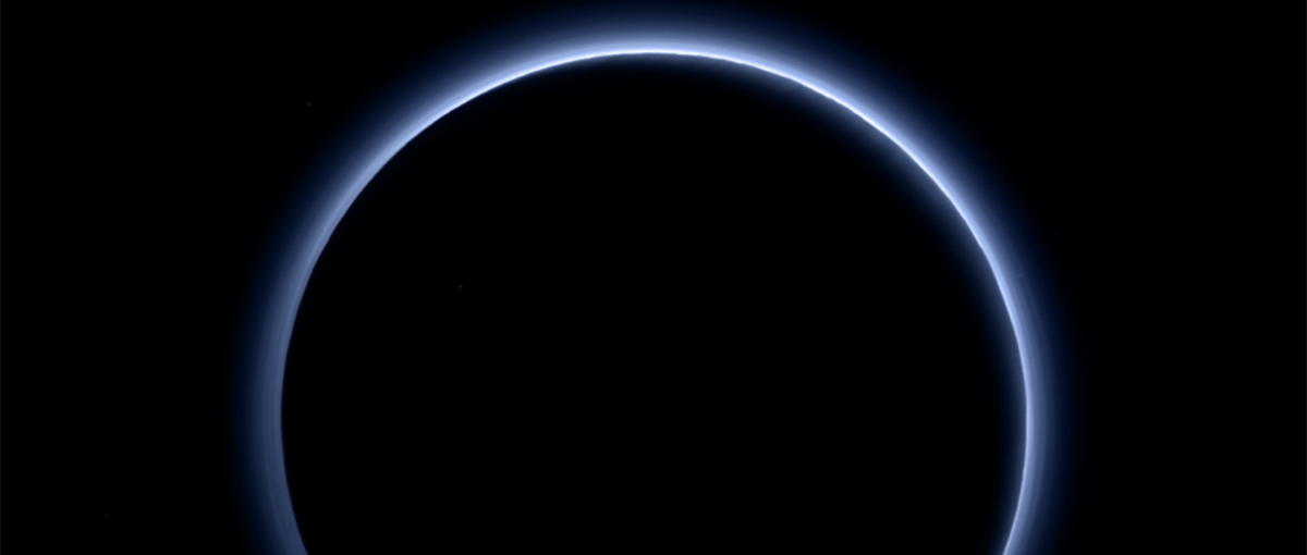 The head of NASA flew away and restored Pluto to the status of a full planet