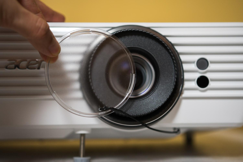 Projektor 4K Acer V7850 - recenzja