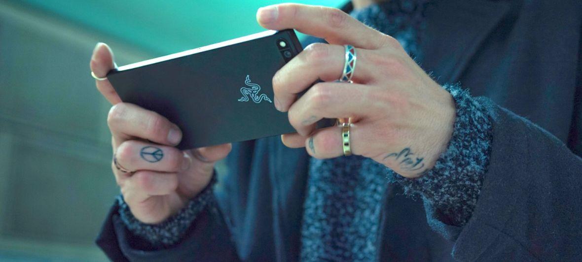 Razer tworząc smartfon dla graczy zapomniał o… grach wideo