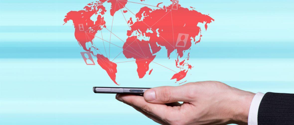 Internet w roamingu będzie jeszcze tańszy. To nie zasługa operatorów