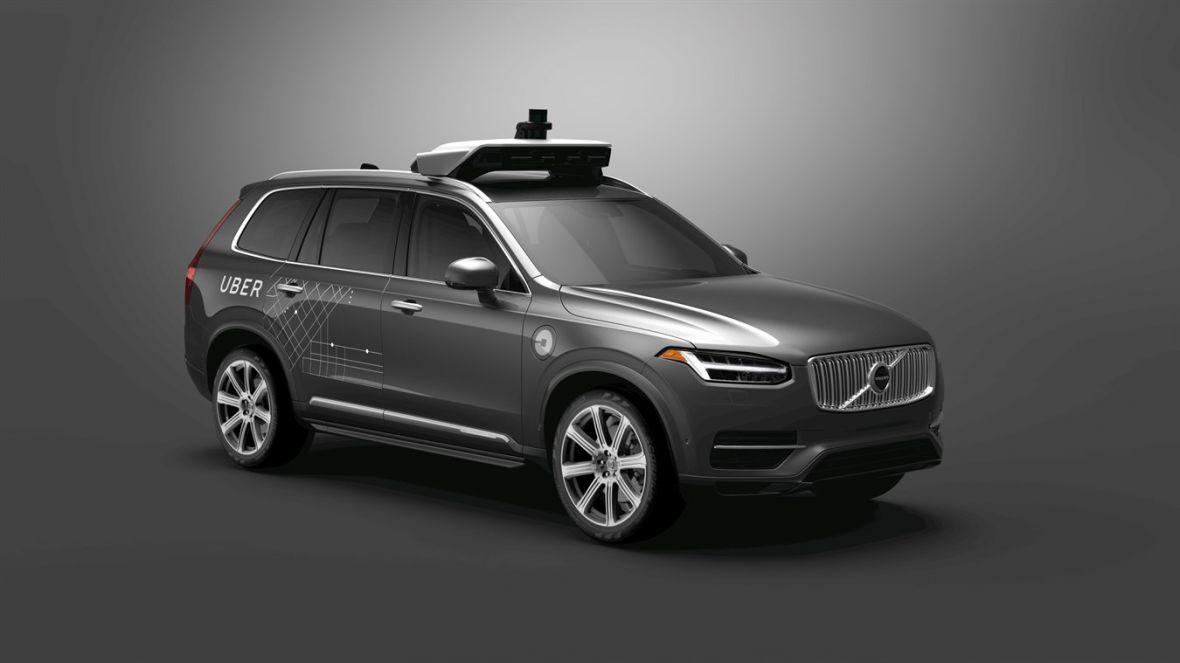 Kilkadziesiąt tysięcy autonomicznych Volvo XC90 trafi do jednego klienta. Jest nim Uber