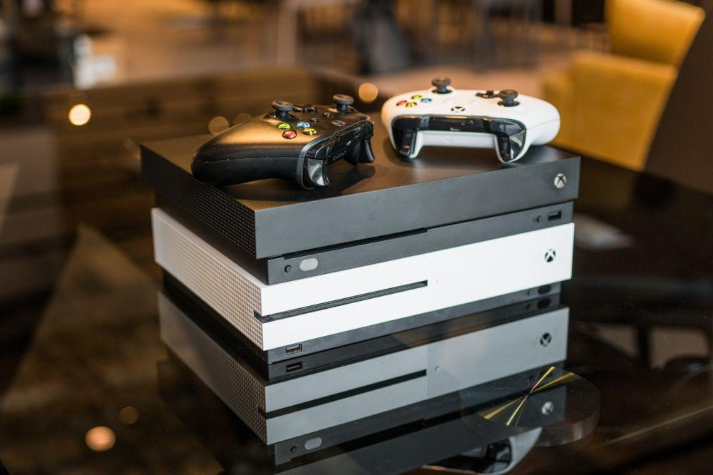 Xbox One X recenzja