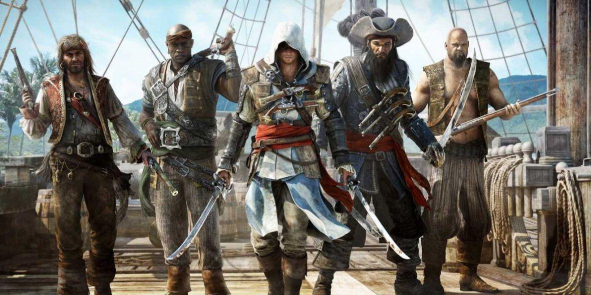 Święta przyszły wcześniej: jeden klik i masz za darmo Assassin's Creed Black Flag na PC