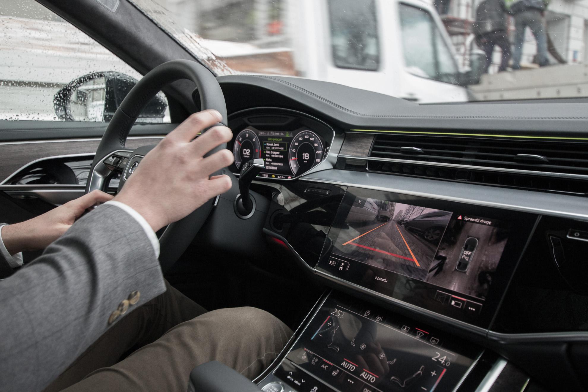 Audi A8 To Mój Faworyt Jeśli Chodzi O Tytuł Samochódu Roku