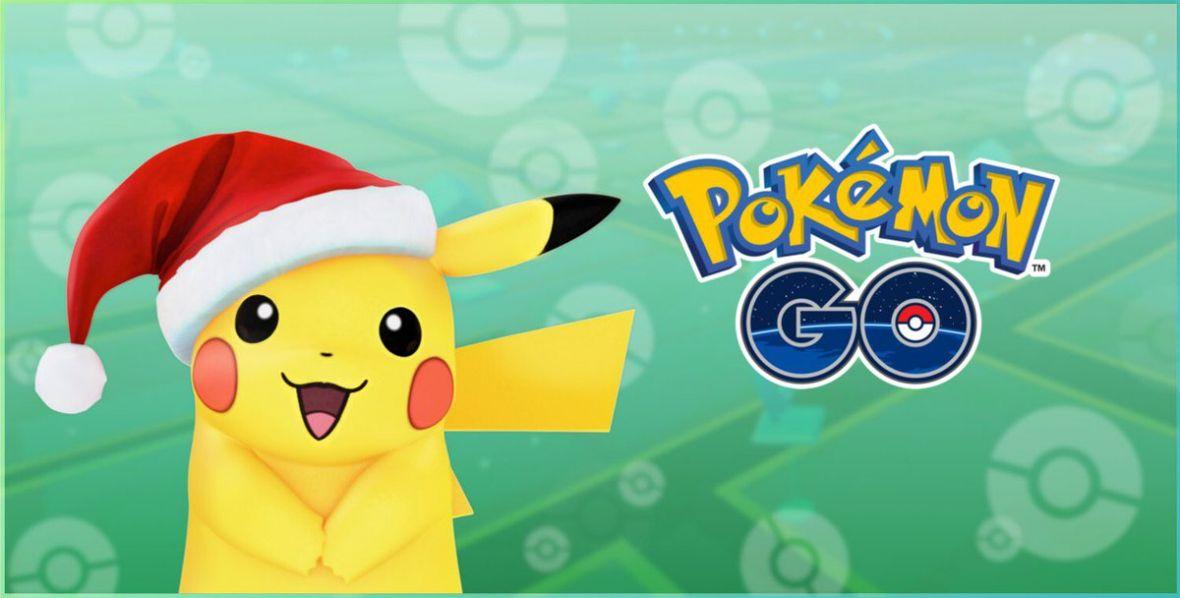 Twórcy Pokemon Go chcą, żebyś łapał stworki, zamiast siedzieć z rodziną przy świątecznym stole