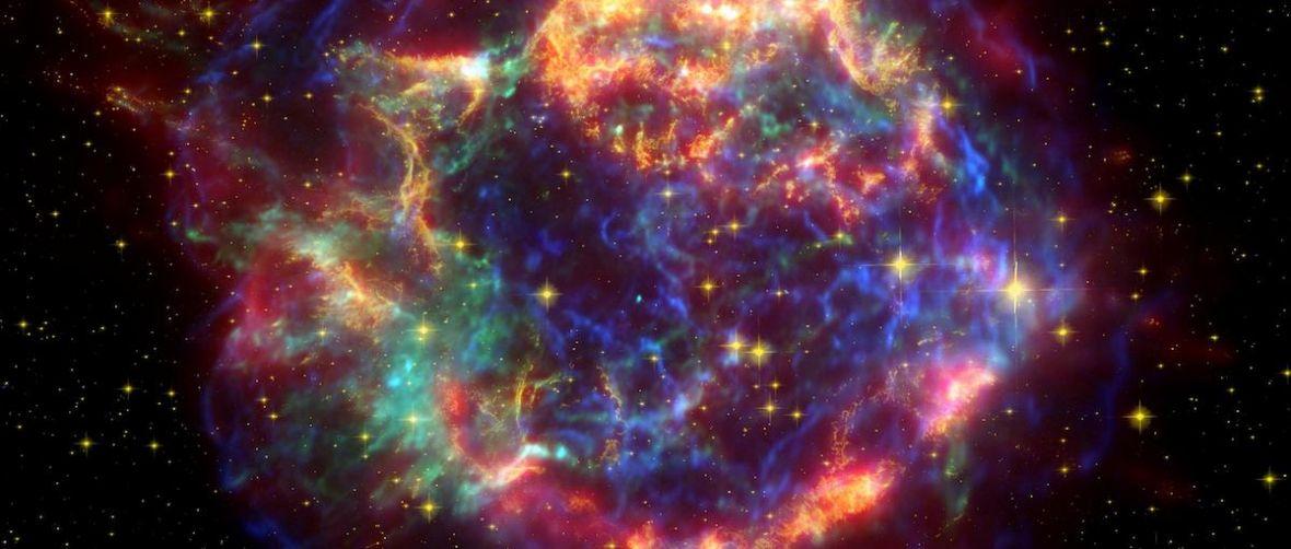 Pochodzimy od gwiazd. Kosmiczny grobowiec supernowej pokazuje, jak powstają pierwiastki