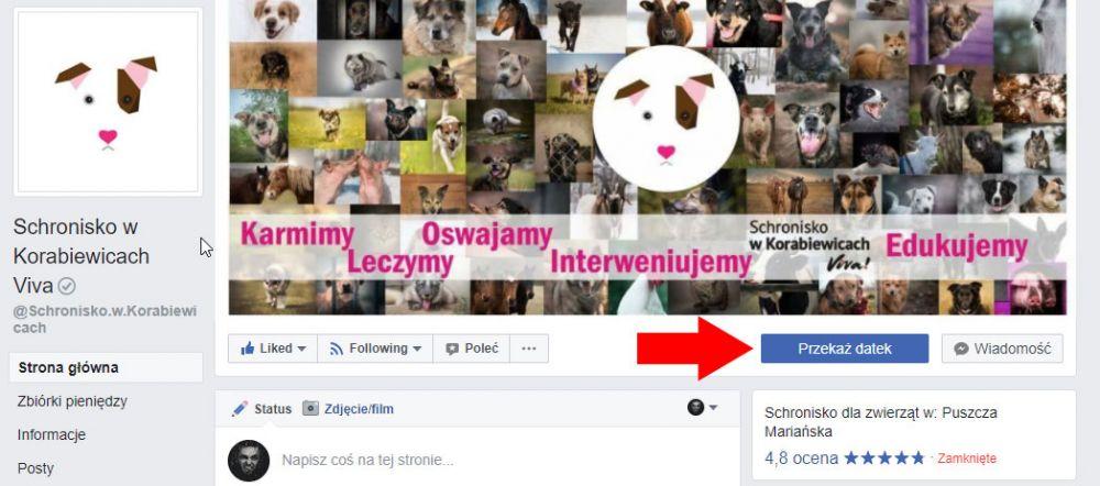 Nowe narzędzia na Facebooku dla organizacji non-profit