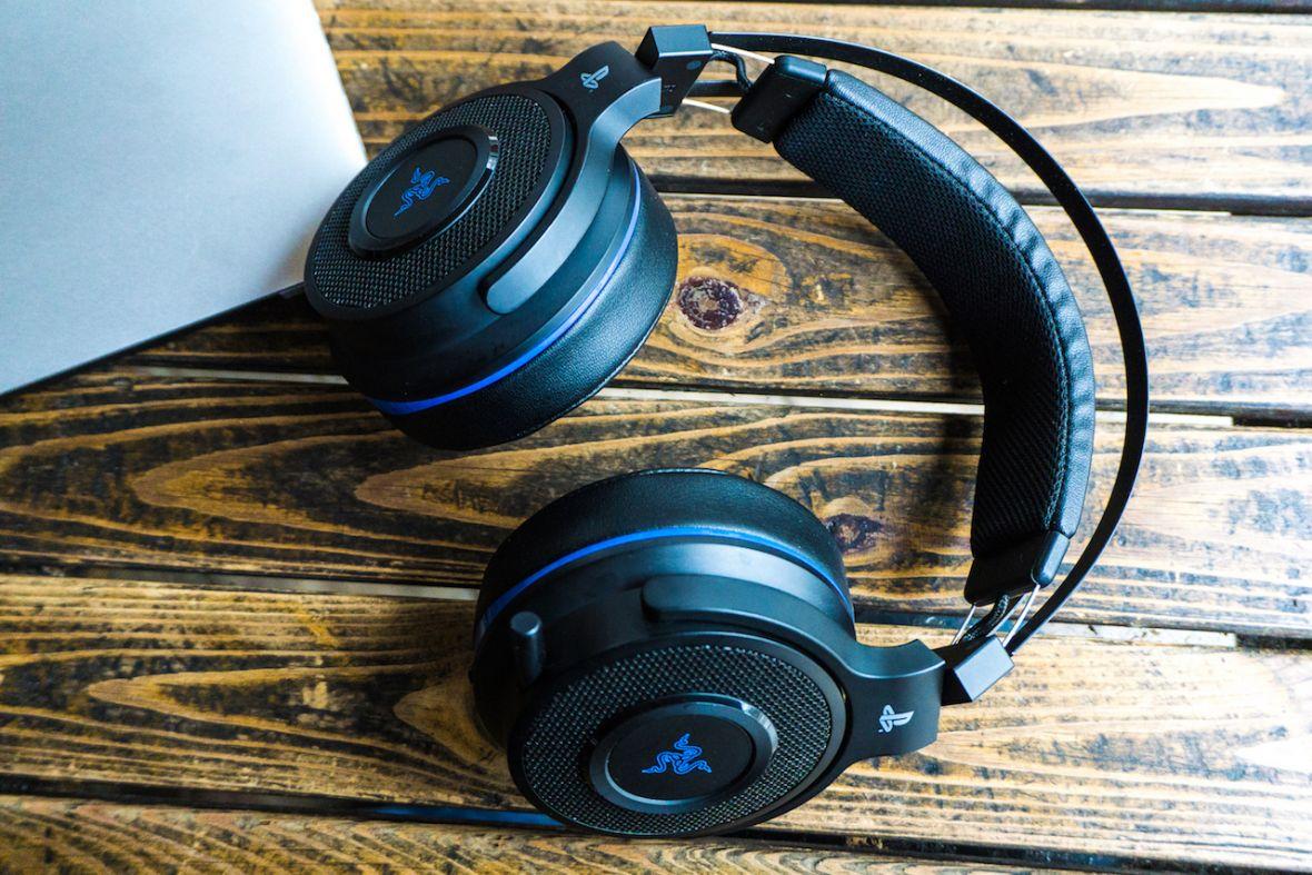 Razer Thresher Ultimate to drugi najlepszy bezprzewodowy zestaw słuchawkowy dla PS4 – recenzja