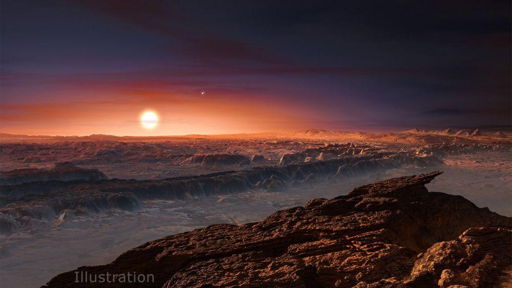 Sonda na Alpha Centauri