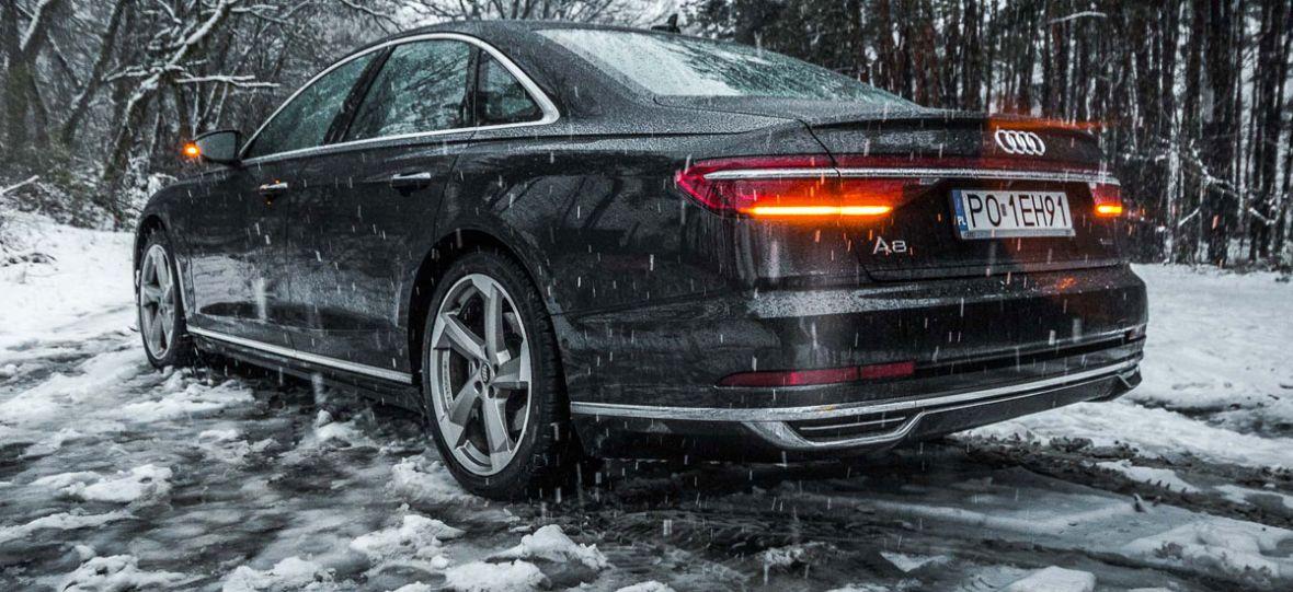 Jeśli chodzi o tytuł samochodu roku, ja już swój przyznałem. Audi A8 to mój faworyt