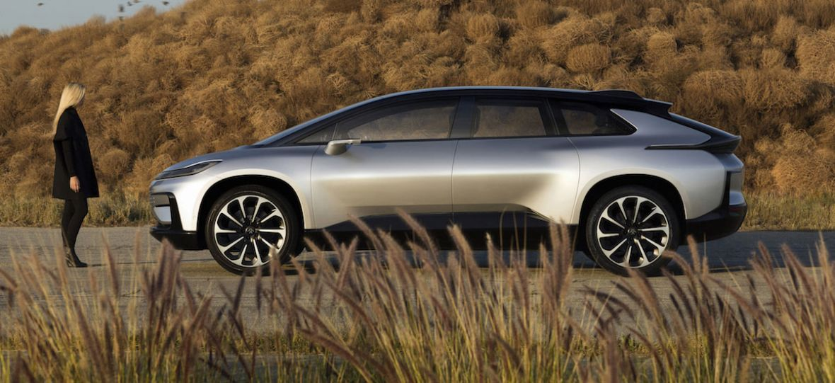 Faraday Future zniknie z rynku, zanim zdąży wyprodukować choć jeden samochód elektryczny