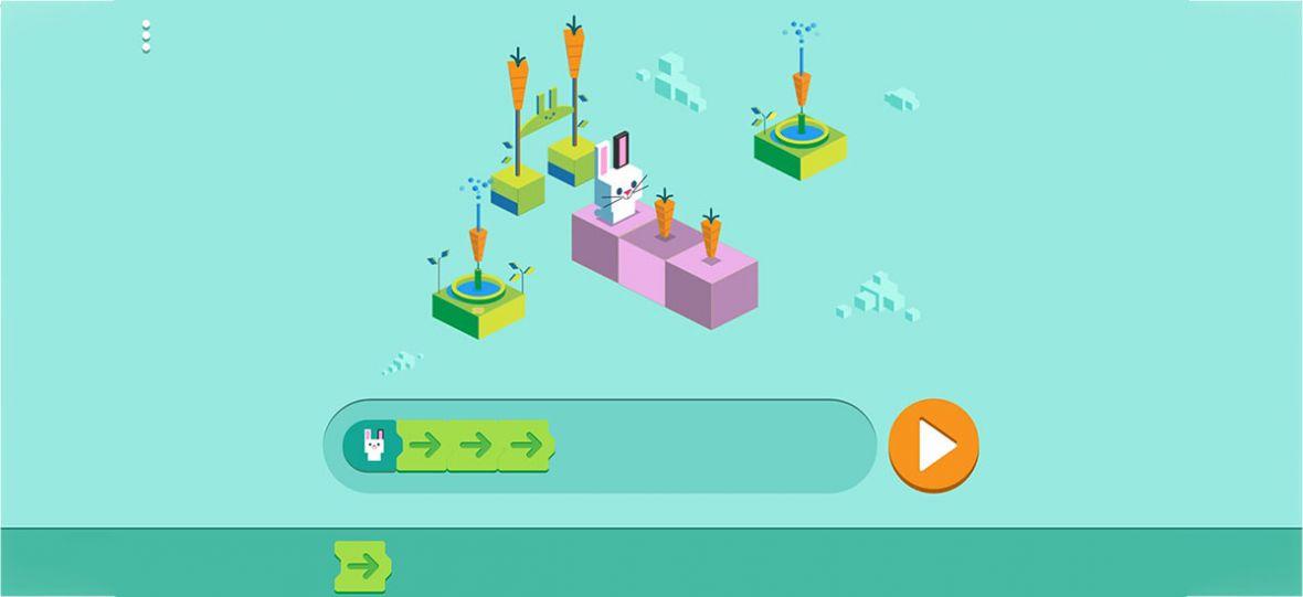 Google uczy dzieci programowania… w wyszukiwarce. Na stronie głównej pojawił się dziś niezwykły Doodle