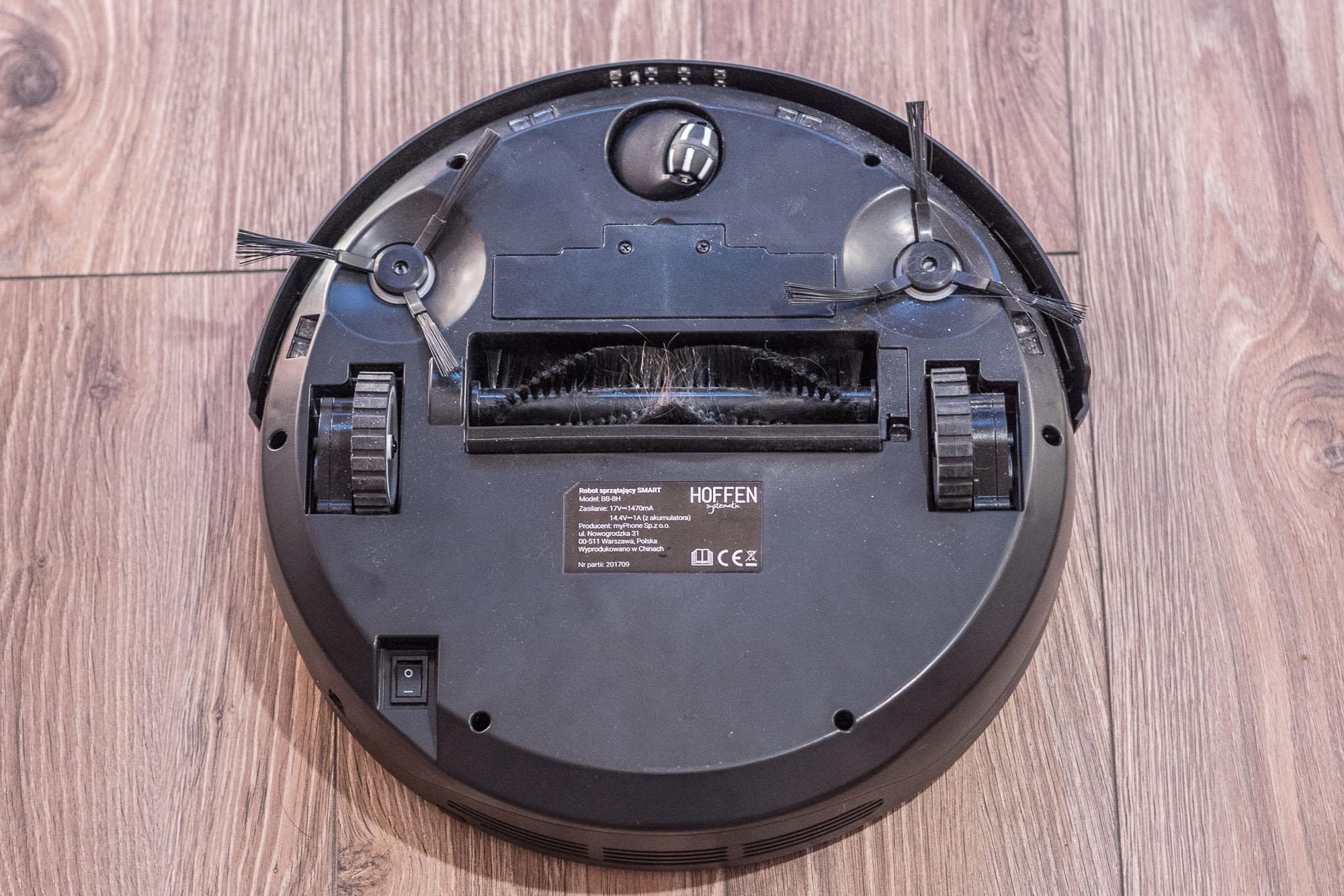 Pojedynek robotów z Biedronki i Lidla: który robot sprzątający jest lepszy? Oba kosztują 349 zł